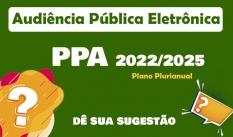 Audiência Pública PPA 2021